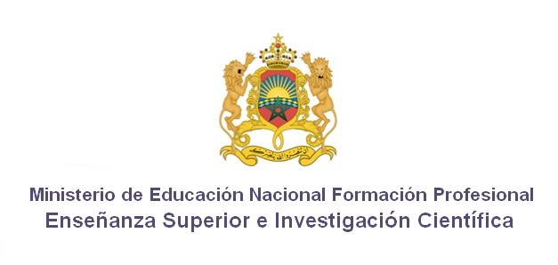 Ministerio de Educación nacional, Formación profesional, Enseñanza Superior e Investigación Científica